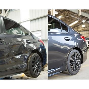 car smash repair services